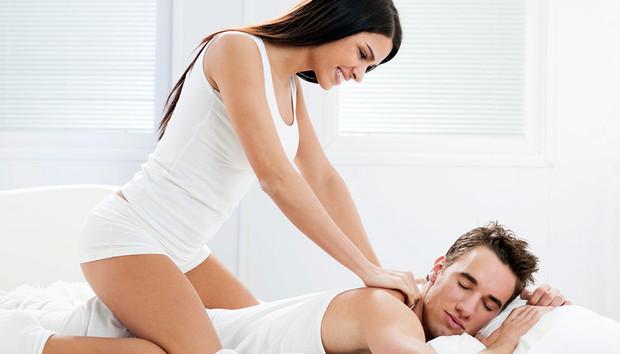 masaje pareja