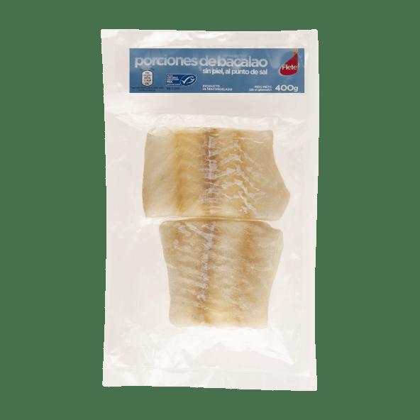 porciones bacalao aldi