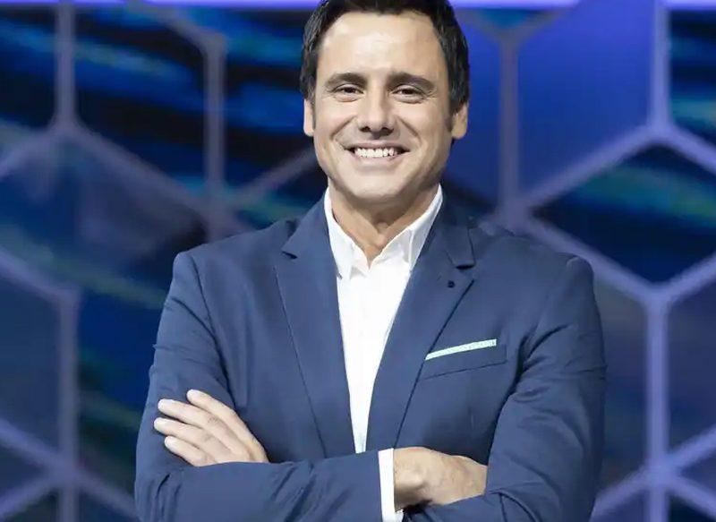 ION ARAMENDI, DE REPORTERO DE SÁLVAME A PRESENTADOR DE TVE