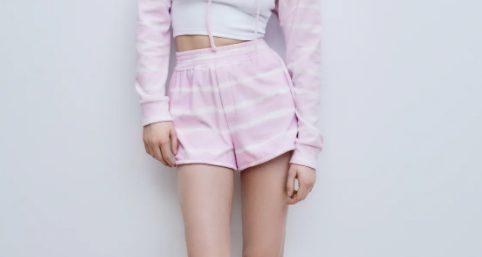 shorts toalla