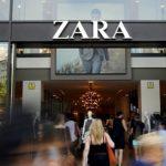 Camisetas chulas de Zara para el entretiempo a buen precio