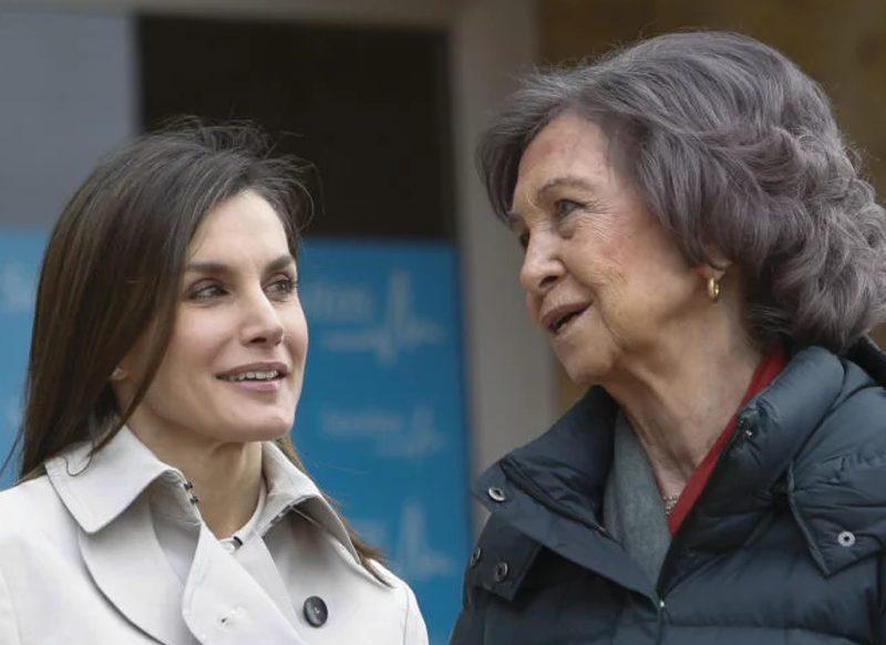 Las 'jugarretas' que la Reina Letizia le ha hecho a Doña Sofía estos años