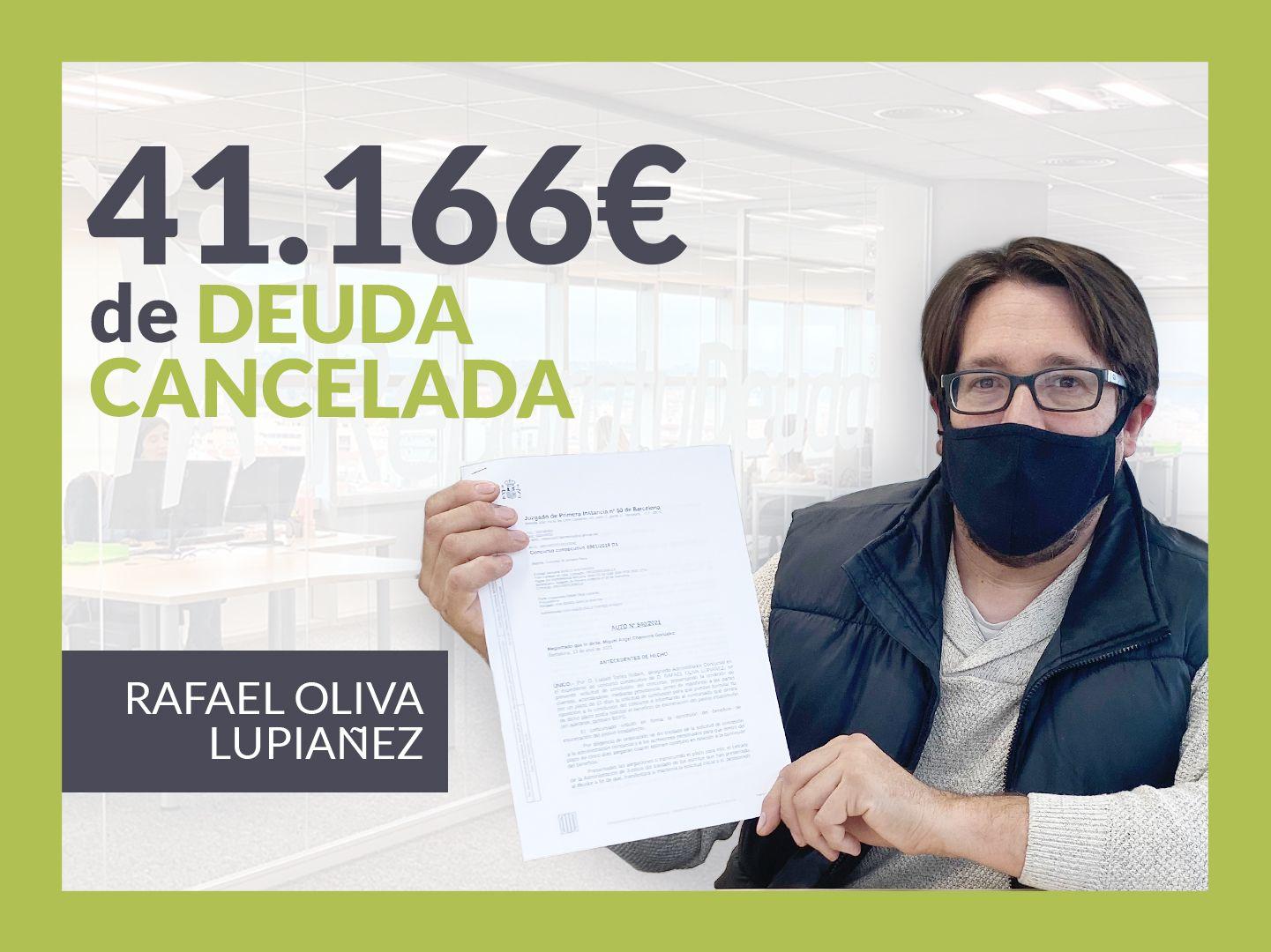 Repara tu Deuda Abogados cancela 41.166 ? en Barcelona con la Ley de Segunda Oportunidad