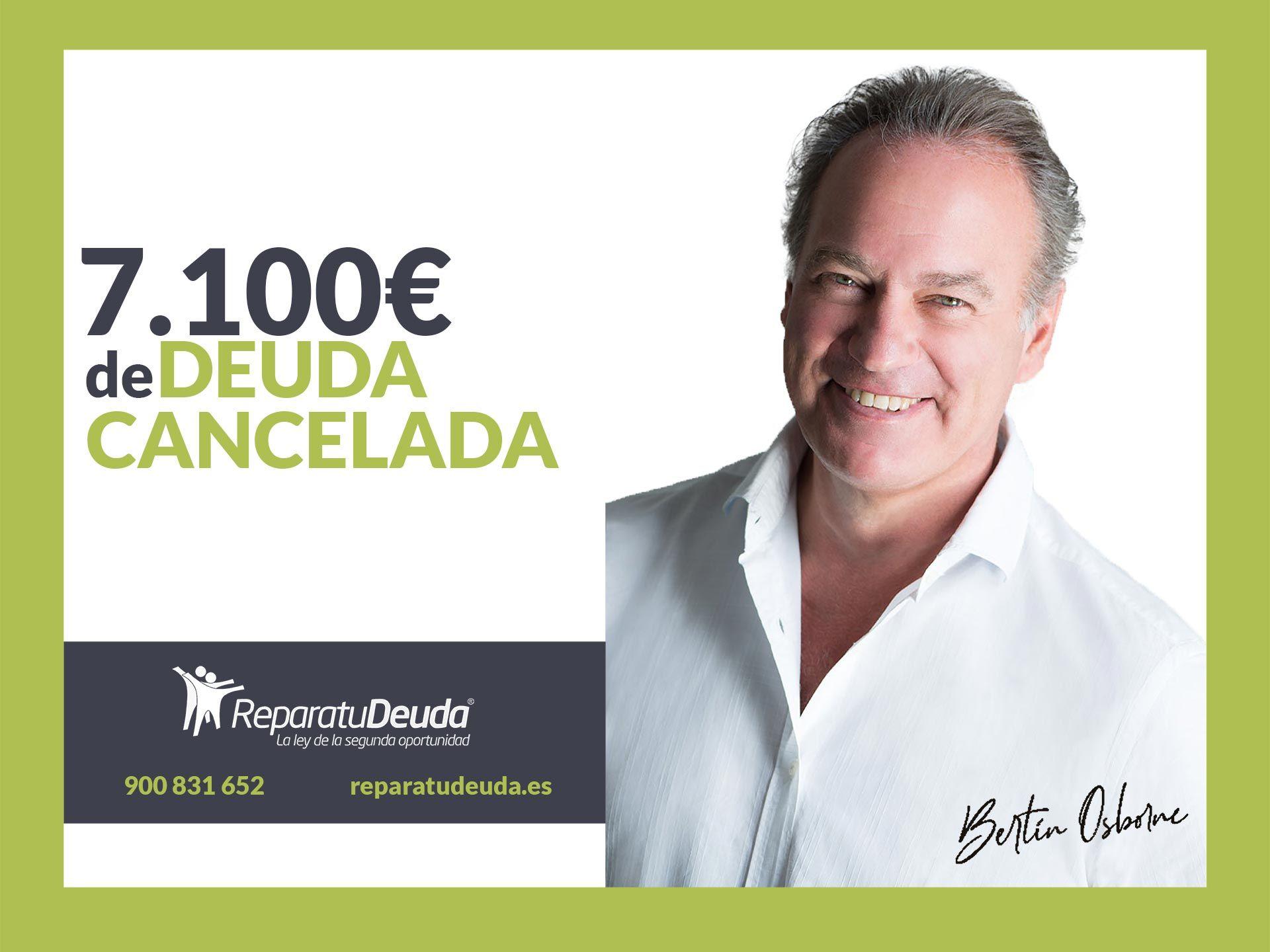 Repara tu Deuda Abogados cancela 7.100 ? en Lorca (Murcia) con la Ley de la Segunda Oportunidad