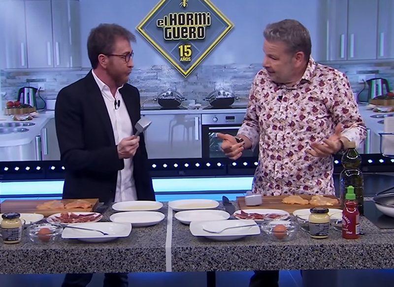 ALBERTO CHICOTE, CÉLEBRE CHEF TELEVISIVO