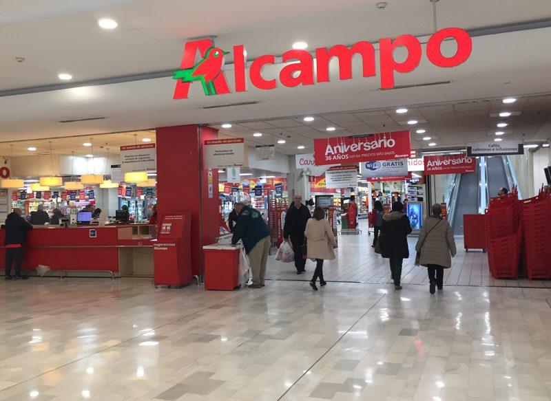 ALCAMPO INCREMENTA SUS VENTAS EN ESPAÑA
