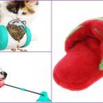 Aliexpress: 10 juguetes geniales (y baratos) para mascotas