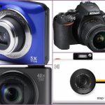 Canon, Kodak y Nikon: las cámaras fotográficas mejor valoradas por los usuarios de Amazon