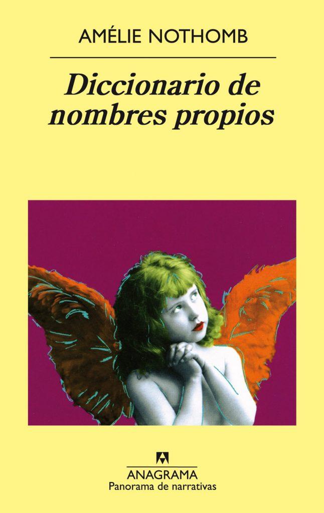 libros Diccionario de nombres propios