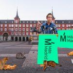 José, María y Paco: estos son los 'cuatro gatos' que fueron al mitin de un olvidado Errejón