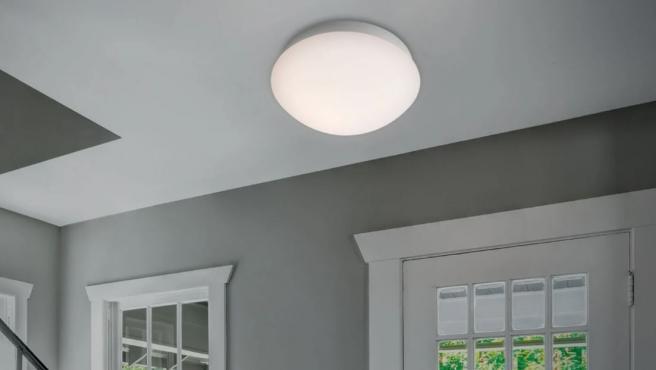La lampara inteligente de Lidl