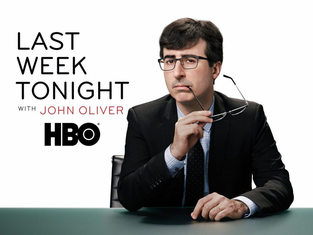 Last Week Tonight with John Oliver y Embrujadas, solo por HBO