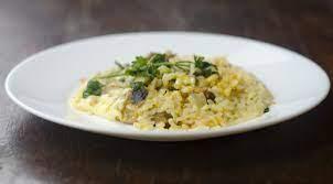 Los orígenes del risotto