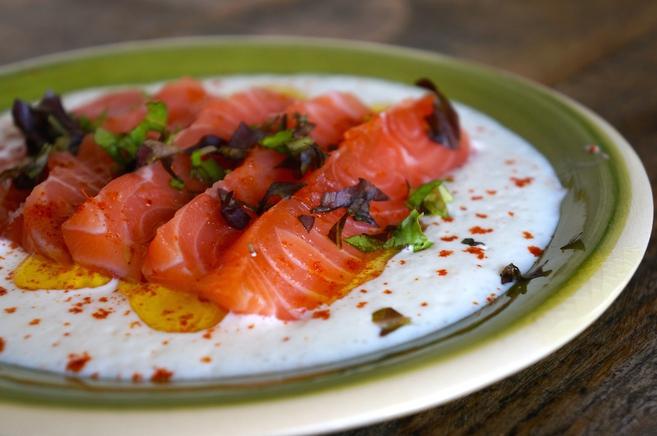 Otras recetas de salmón