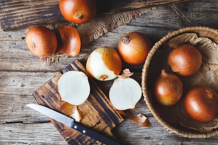 Valor nutricional de la cebolla