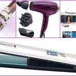 Remington y Rowenta: las planchas, secadores y más productos de peluquería más vendidos de Amazon por su calidad-precio