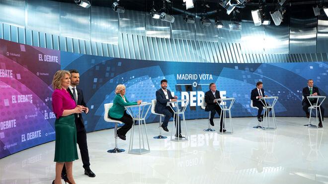 debate elecciones madrid telemadrid