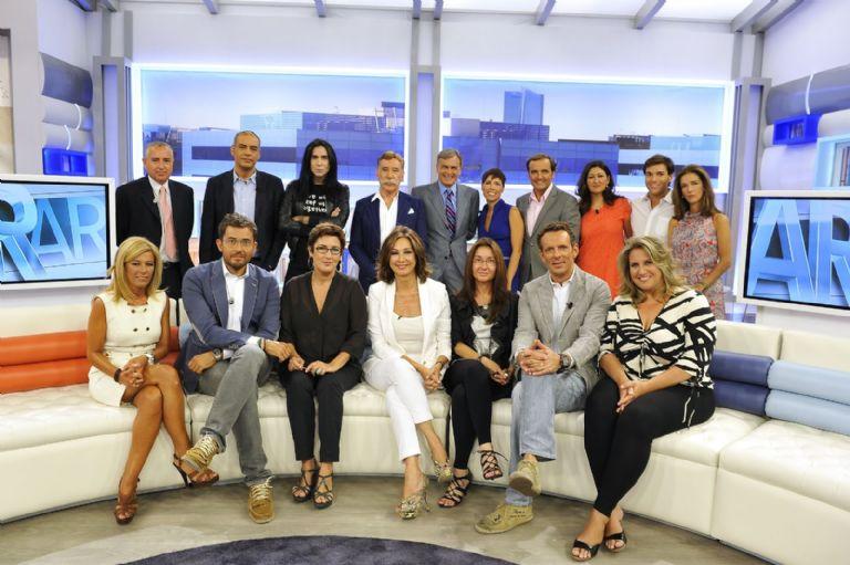 Otros colaboradores de El programa de Ana Rosa Quintana