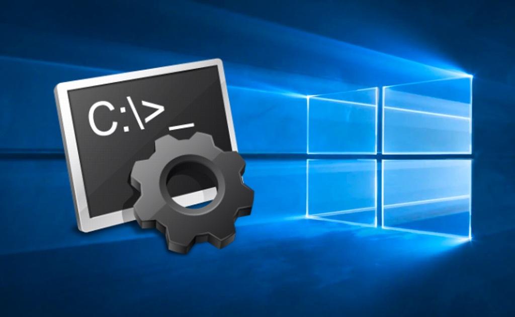 Los comandos de Windows