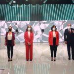 Mónica García refuerza su imagen en la izquierda ante un Gabilondo gris hundido en el debate