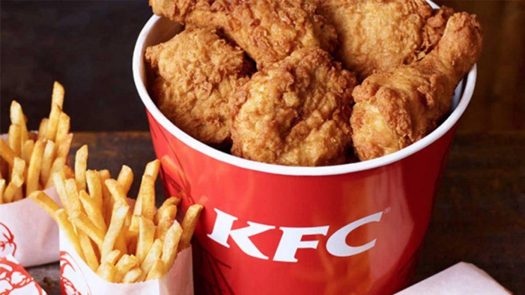 ingredientes pollo crispy kfc