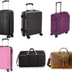 Amazon Basics: los ofertones en maletas y bolsas de viaje que dan mil vueltas a Primark y El Corte Inglés