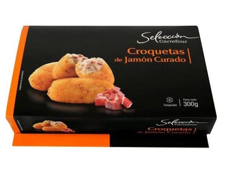 SELECCIÓN CARREFOUR DE JAMÓN CURADO