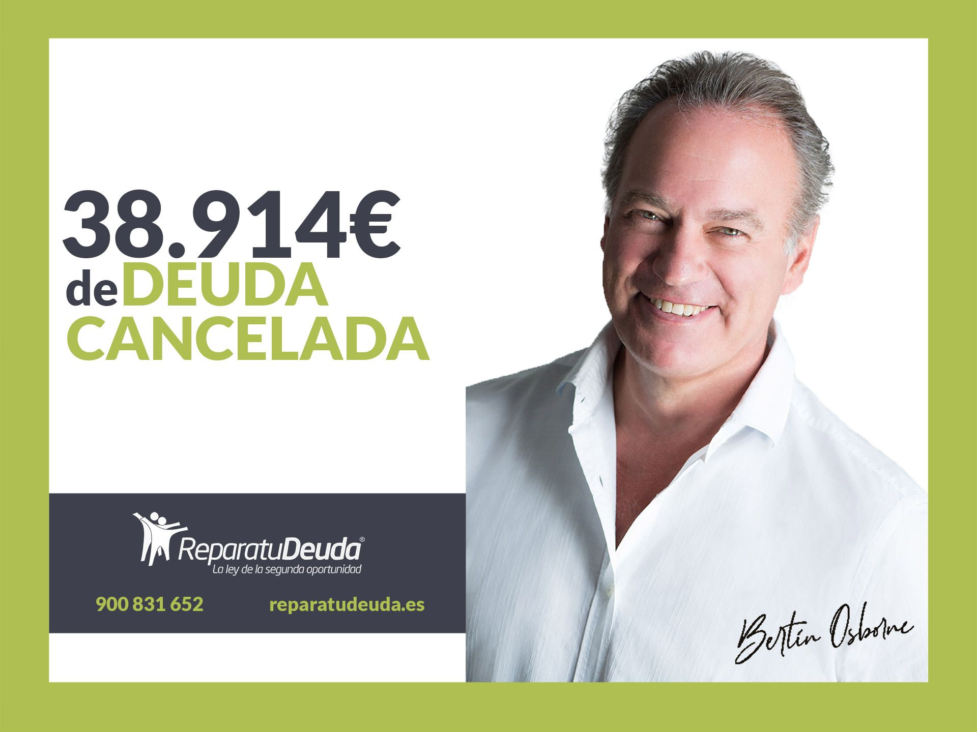 Repara tu Deuda Abogados cancela 38.914 ? en Rasquera (Tarragona) con la Ley de la Segunda Oportunidad