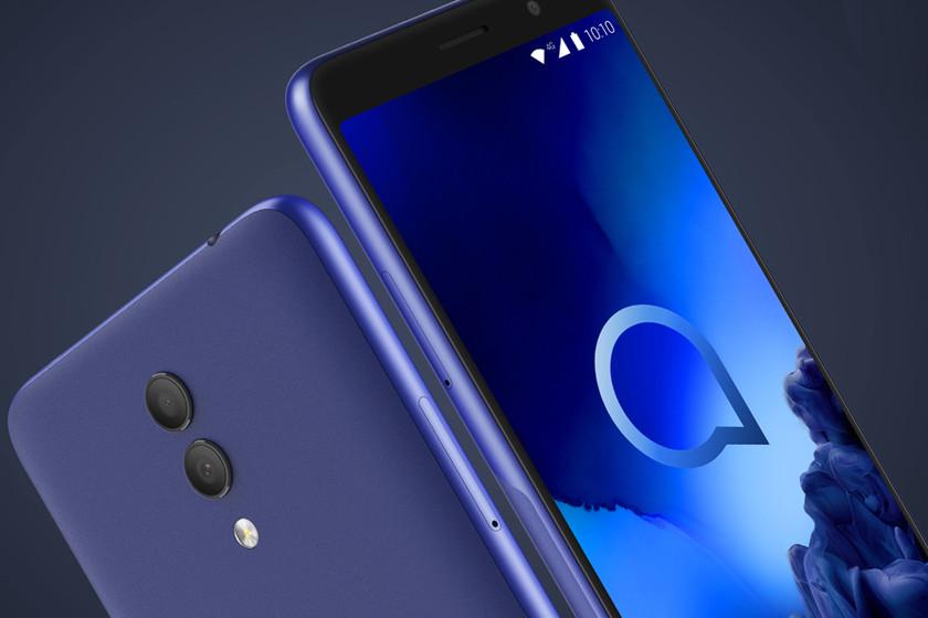 Alcatel 1X- Uno de los móviles con buen precio