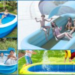 Aliexpress: 10 piscinas portátiles resistentes y muy económicas para montar en el jardín