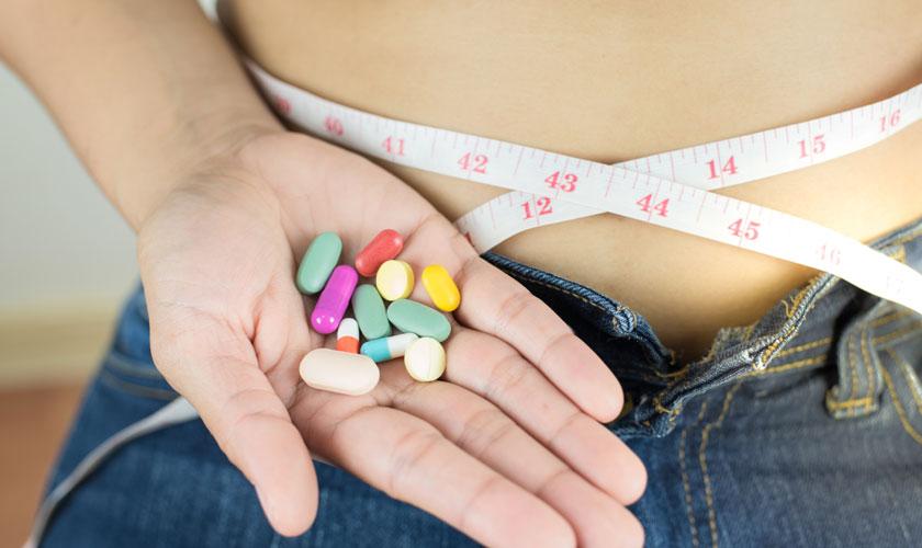 ¿Cuánto tiempo se pueden tomar las pastillas para adelgazar?