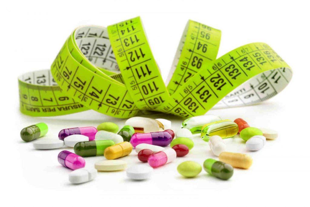 El mito de las pastillas para adelgazar