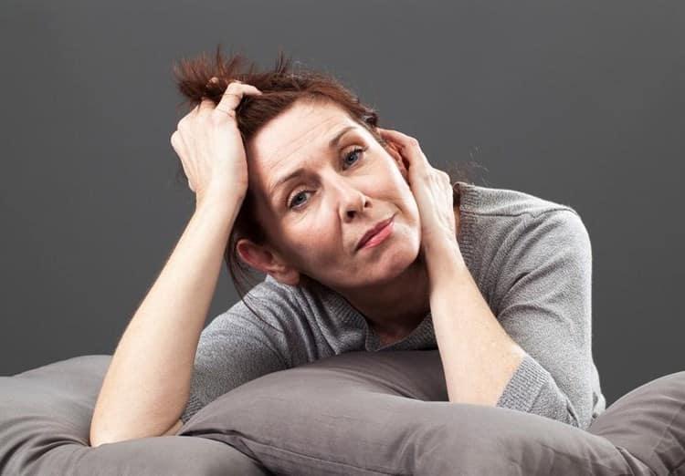 Síntomas de la premenopausia