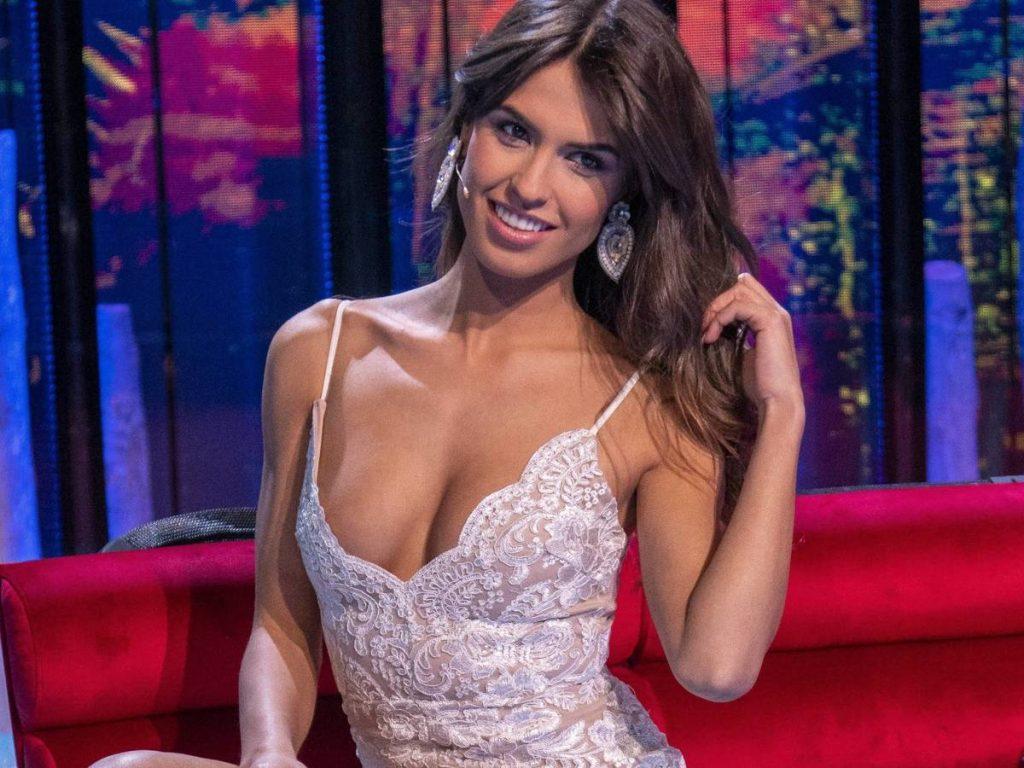 Sofía Suescun presentadora en Mediaset
