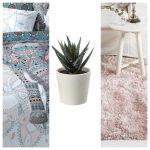 Preciosidades de Amazon e Ikea para dar color a tu hogar: alfombras, sábanas y más