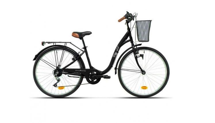 Bicicleta en oferta en el Carrefour