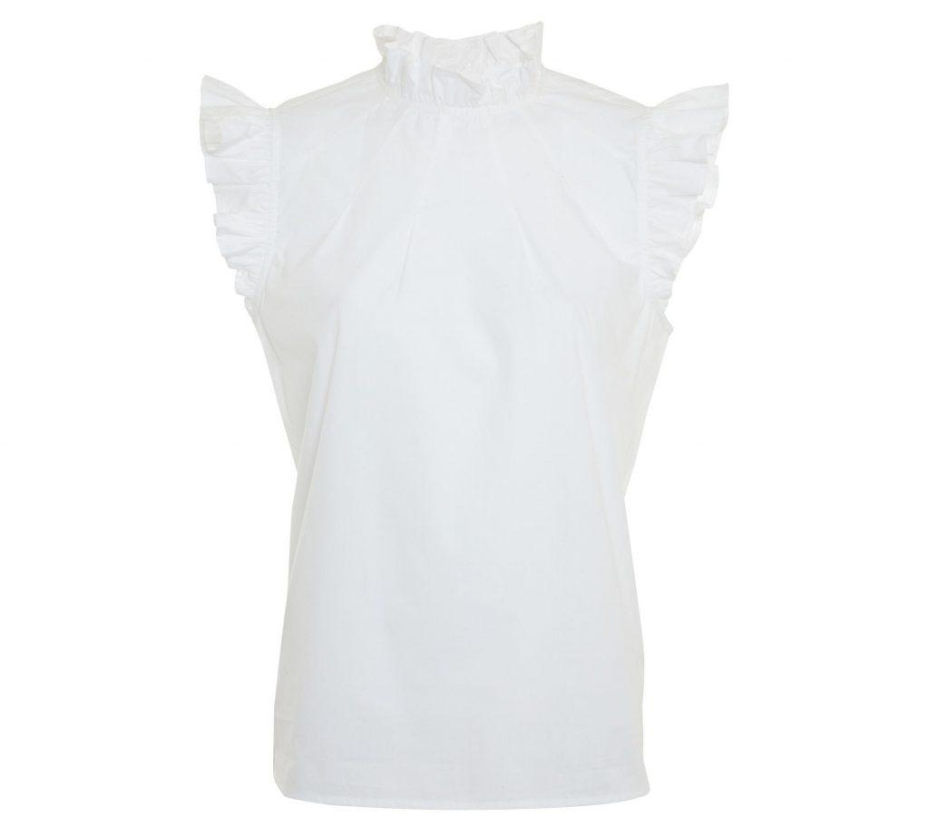 blusa popelina primark