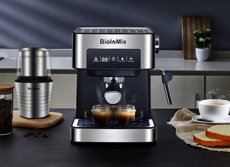 cafetera biolomix