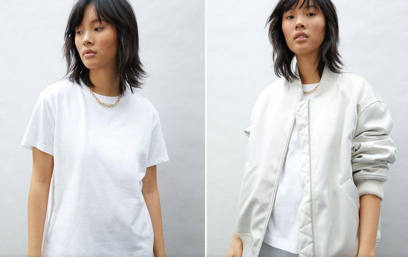 Camisetas de algodón de H&M