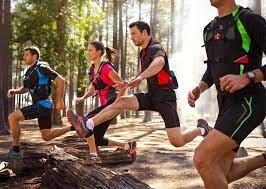 La moda de deporte del Decathlon