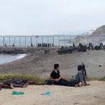 La presión migratoria en Ceuta provoca una movilización nunca vista del Ejército