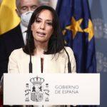 El papelón de Mercedes González ante la plana socialista a cuenta de la manifestación neonazi