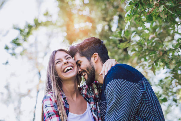juventud pareja