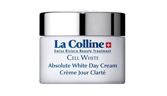 la colline absolute white day cream el corte ingles