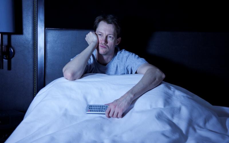 No dormir bien cansancio