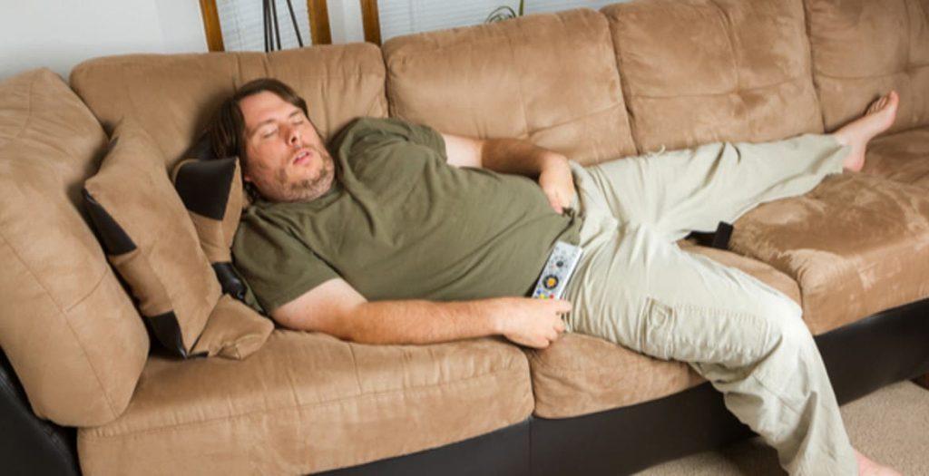 Sedentarismo cansancio