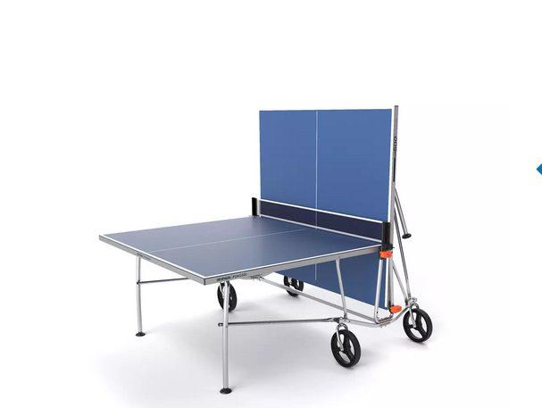 Mesa de ping pong del Decathlon