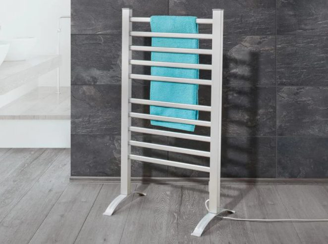 toallero electrico