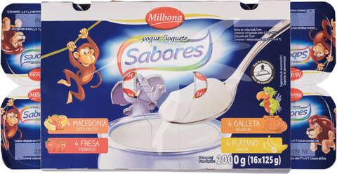Lidl yogures supermercados