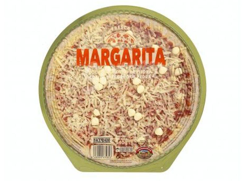 PIZZA MARGARITA DE HACENDADO